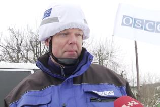 Зі скандального інтерв'ю з Хугом видалили слова про відсутність прямих доказів російського втручання на сході України