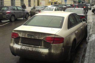 Автоадвокат рассказал, чем грозит водителю грязь на номерах