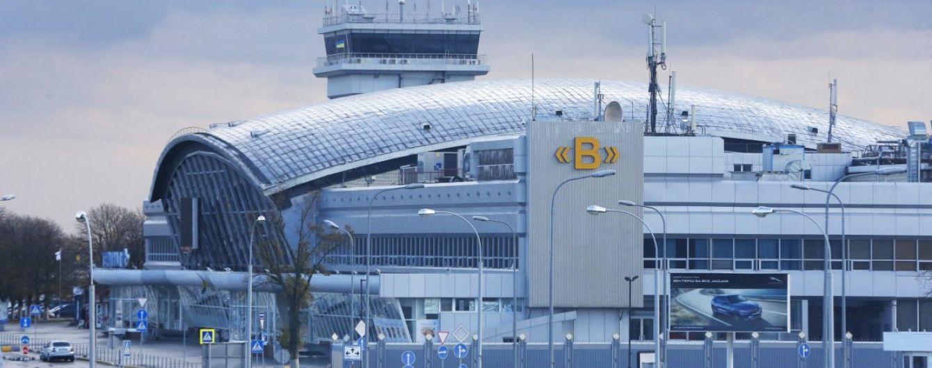 """В """"Борисполе"""" белорусский самолет совершил жесткую аварийную посадку - СМИ"""