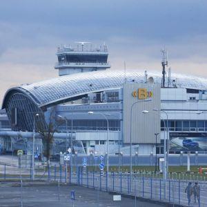 """Запах аміаку в """"Борисполі"""": біля аеропорту знайшли бочки, поліція може відкрити кримінальне провадження"""