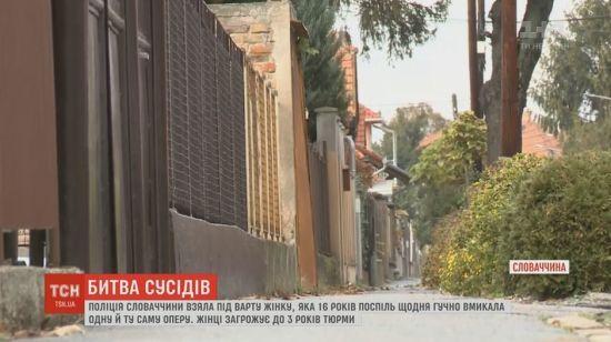 У Словаччині ув'язнили жінку, яка 16 років тероризувала сусідів надгучною оперною музикою