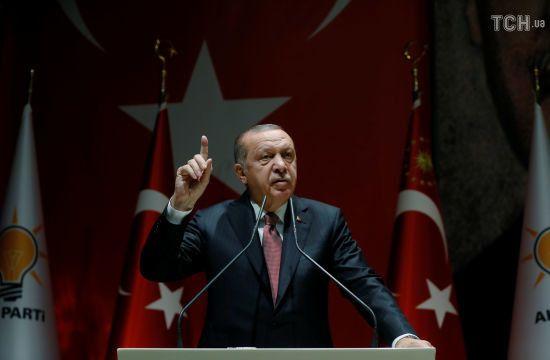 Санкції США проти Ірану порушують міжнародний баланс - Ердоган