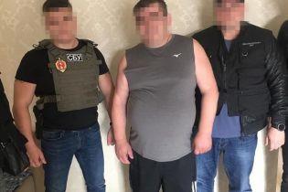 """СБУ видворила з України """"злодія в законі"""", який мав дестабілізувати ситуацію перед виборами"""