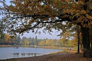 Повернення бабиного літа. 28 жовтня у більшості регіонів України значне потепління
