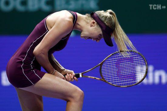 Стала відома суперниця Світоліної у півфіналі Підсумкового турніру