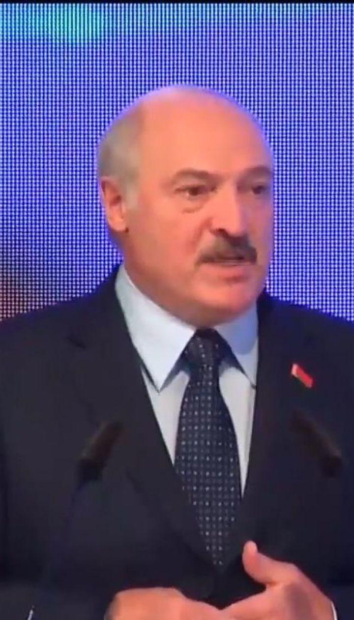 Порошенко встретился с глазу на глаз с белорусским президентом