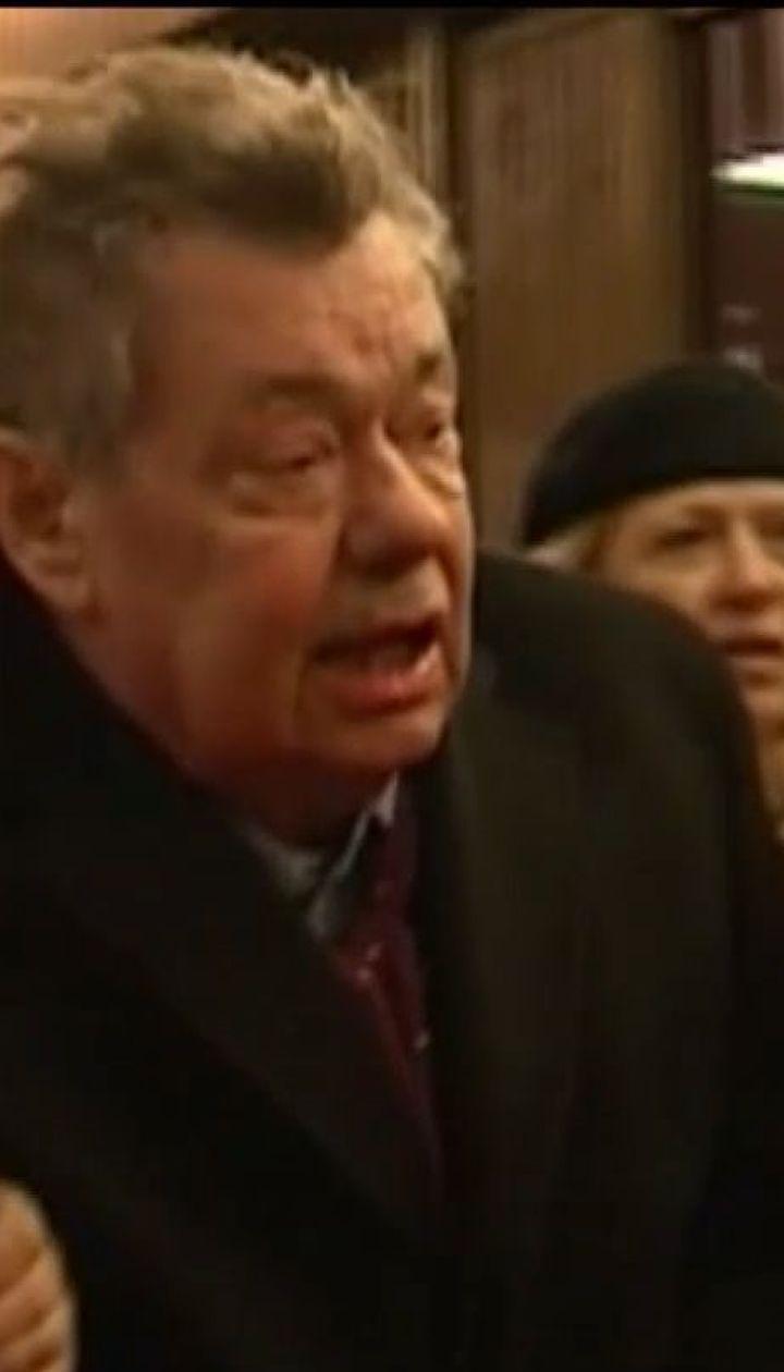 У Москві помер актор Микола Караченцов
