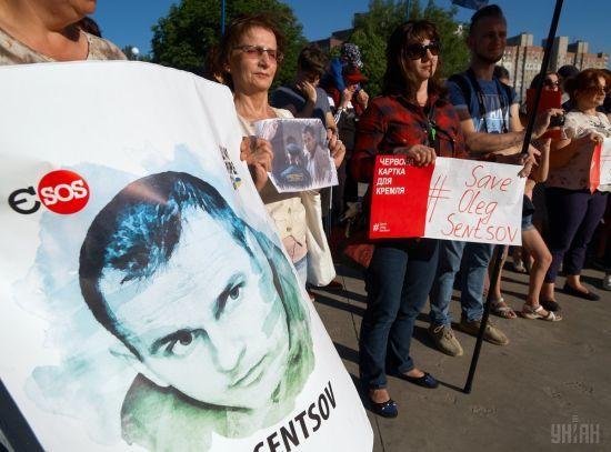 Держдеп США привітав Сенцова з присудженням премії Сахарова