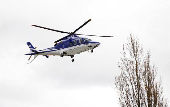 У Лестері біля стадіону розбився гелікоптер власника футбольного клубу