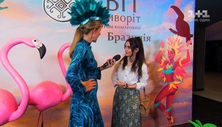 Анна Тринчер прокомментировала, как относится к певческой карьере Лизы Василенко