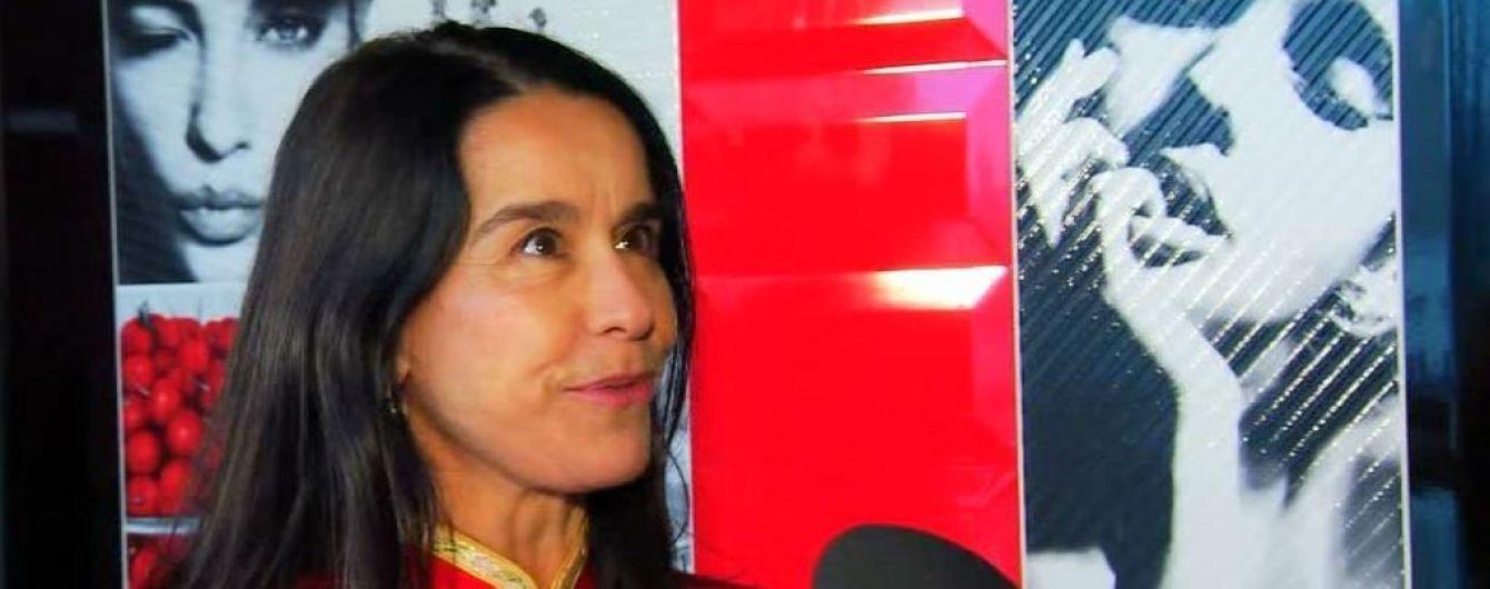 """61-річна зірка """"Рабині Ізаури"""" повідомила, заради чого могла б знятися оголеною"""