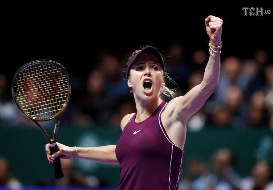 Світоліна отримала престижну нагороду від WTA