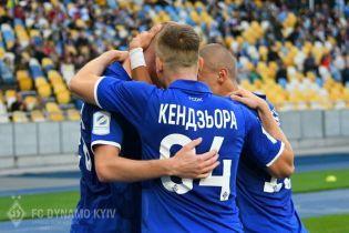 """Футболисты """"Динамо"""" поддержали Ярмоленко перед матчем чемпионата"""