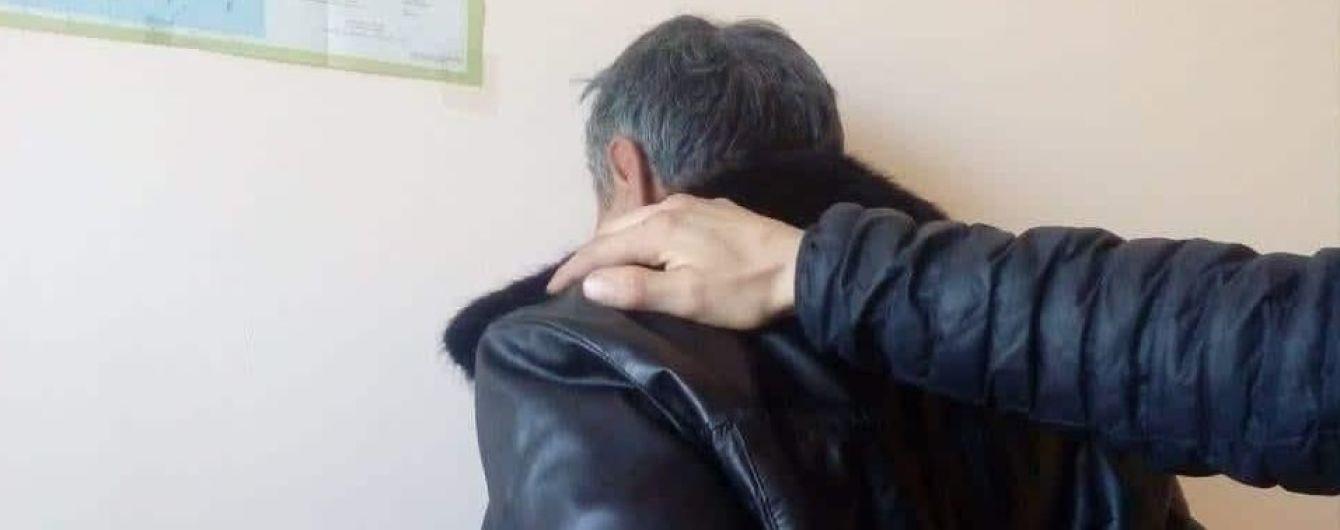 На Київщині схопили педофіла, який розбещував 10-річну дівчинку на очах у її 6-річної подруги - поліція
