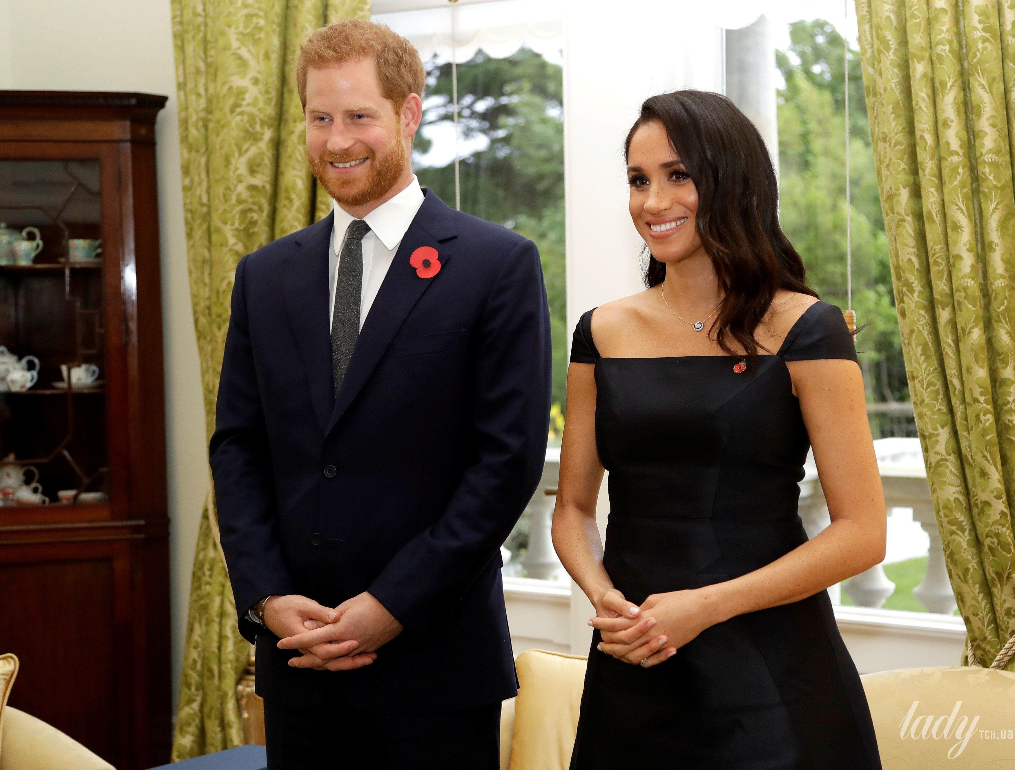 Герцогиня Меган и принц Гарри_7