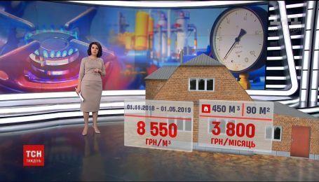 Правительство официально сообщило, как будет расти цена на газ для населения