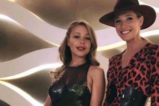 Стильные красотки: Кароль и Осадчая похвастались новыми эффектными образами