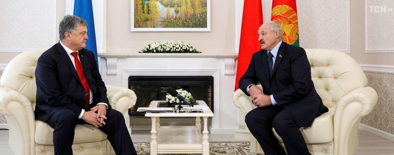 Тень Москвы в Беларуси. Какой посыл Лукашенко передал Порошенко от Путина