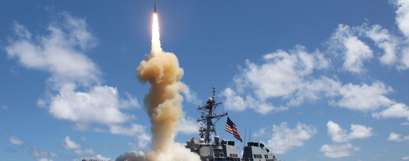 США во второй раз успешно испытали противоракету