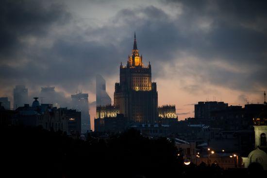 Росія висилає двох дипломатів Швеції