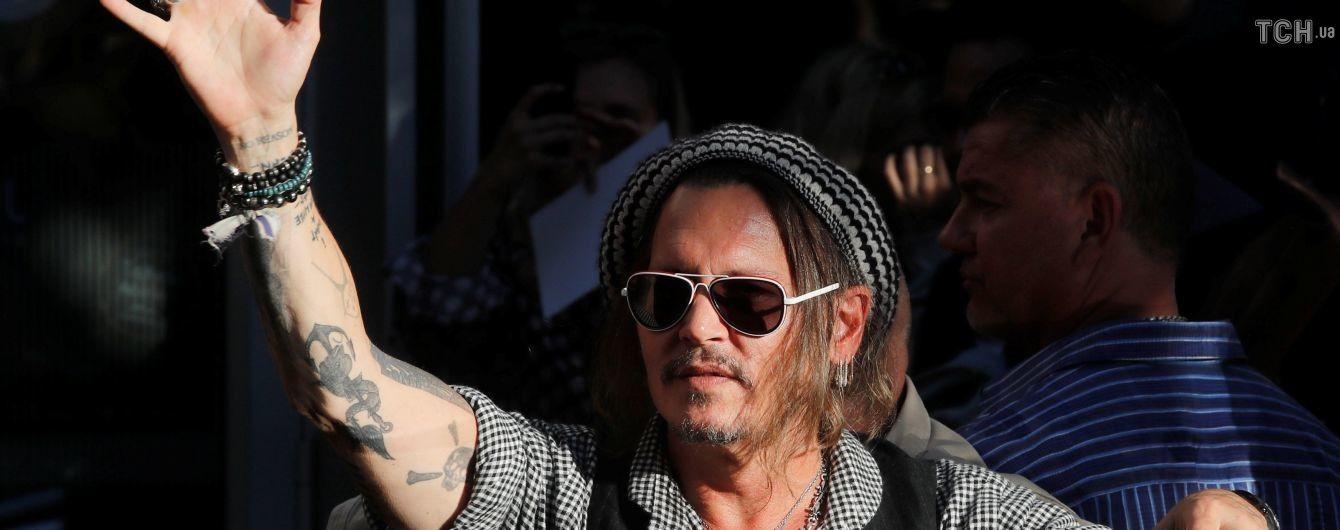 """Більше не """"Джек Горобець"""": Джонні Деппа не взяли до нової частини стрічки"""