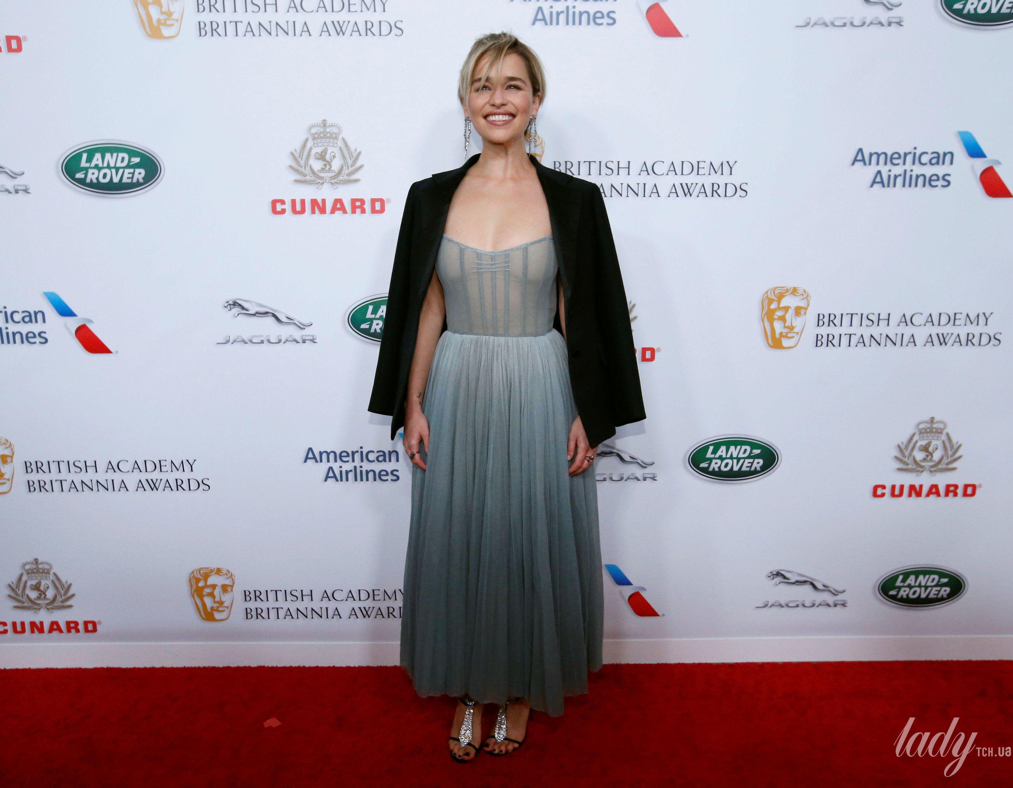 Церемония вручения наград Britannia Awards - 2018_19