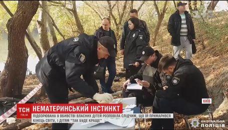 Правоохранители задержали женщину, которая утопила в озере двух собственных детей