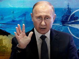 НАТО проти Росії в Азовському морі