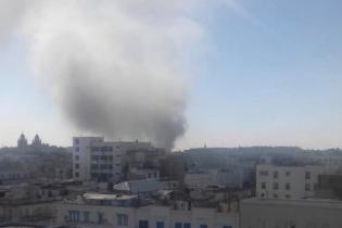 Смертница устроила взрыв в столице Туниса