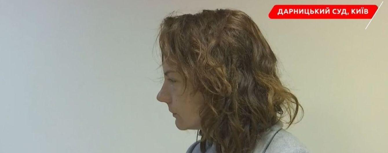Прокуратура завершила розслідування вбивства матір'ю двох маленьких дітей