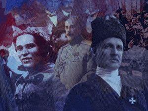 Махно, Петлюра і царі. Українська революція у вигляді стрічки Facebook