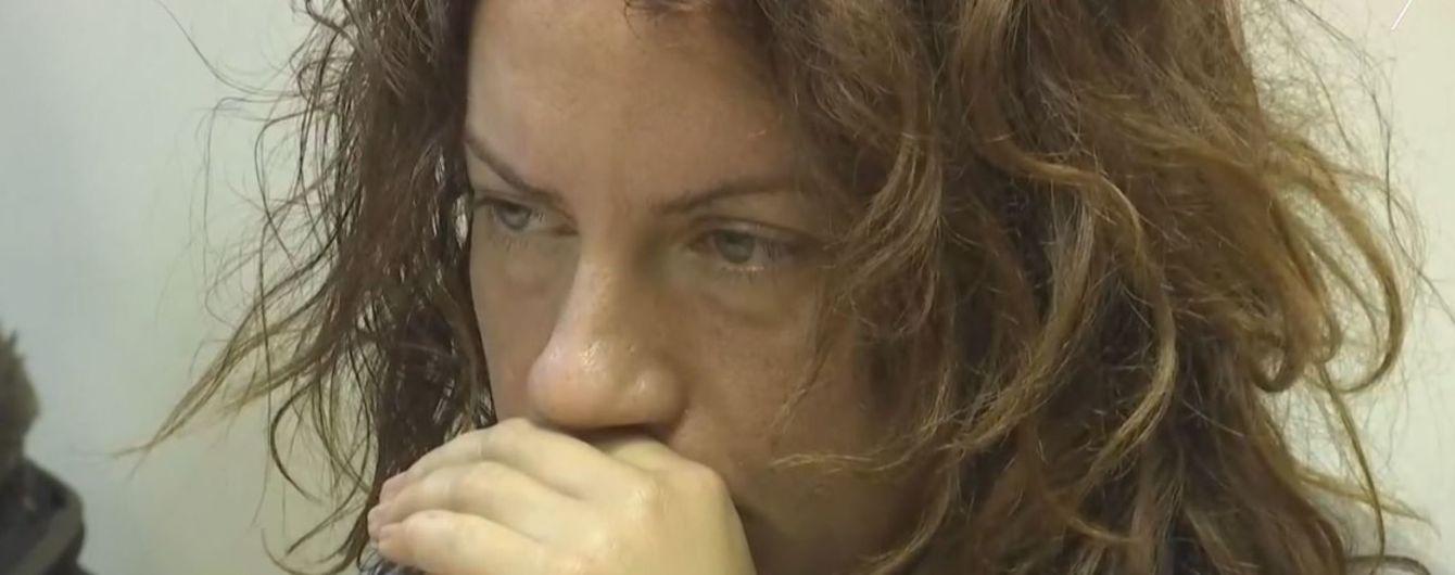 Суд взяв під арешт підозрювану у вбивстві двох власних дітей