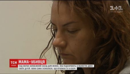 Два месяца за решеткой проведет женщина, которую обвиняют в убийстве своих детей