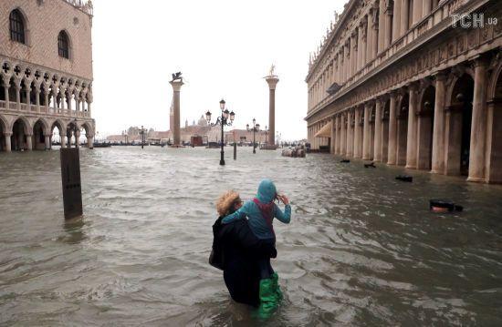 До трьох десятків зросла кількість жертв повеней в Італії