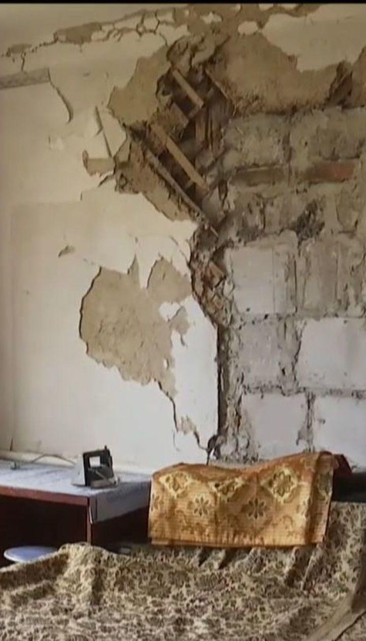 Постраждалі будинки у Сватовому так і не дочекалися відшкодування від держави
