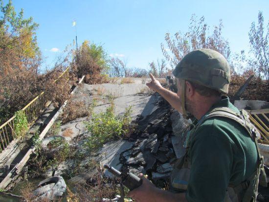 Ситуація на Донбасі: бойовики намагаються уникати активних зіткнень