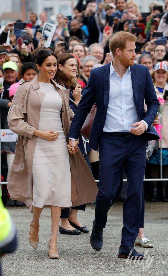 Герцогиня Меган и принц Гарри_34