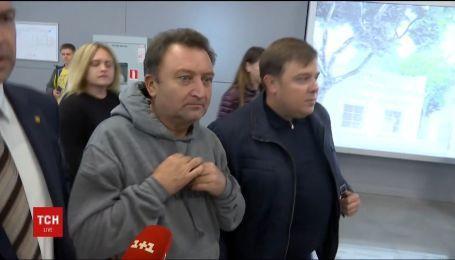 В Одессу из пиратского плена вернулся украинский моряк Валерий Зубицкий