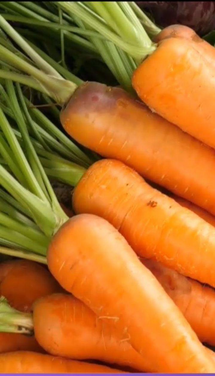 """Монетизація субсидій, дешева морква та експрес до аеропорту """"Бориспіль"""" – економічні новини"""