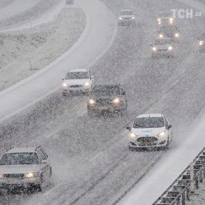 Зустрічаємо перший сніг: у середу Україна відчує перший справжній подих зими