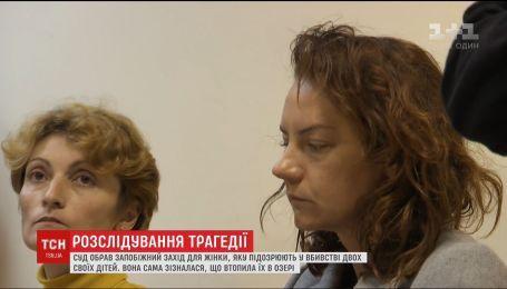 36-летняя женщина впала в отчаяние после развода и утопила двух своих детей