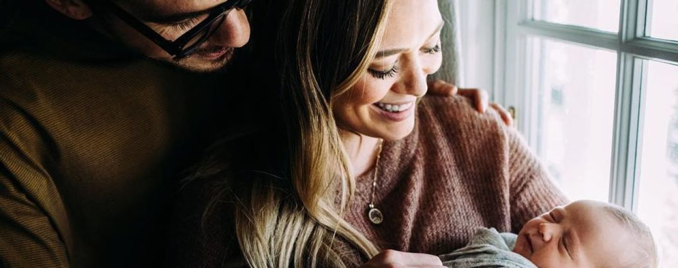 Як зворушливо: Гіларі Дафф стала мамою вдруге і показала крихітну донечку