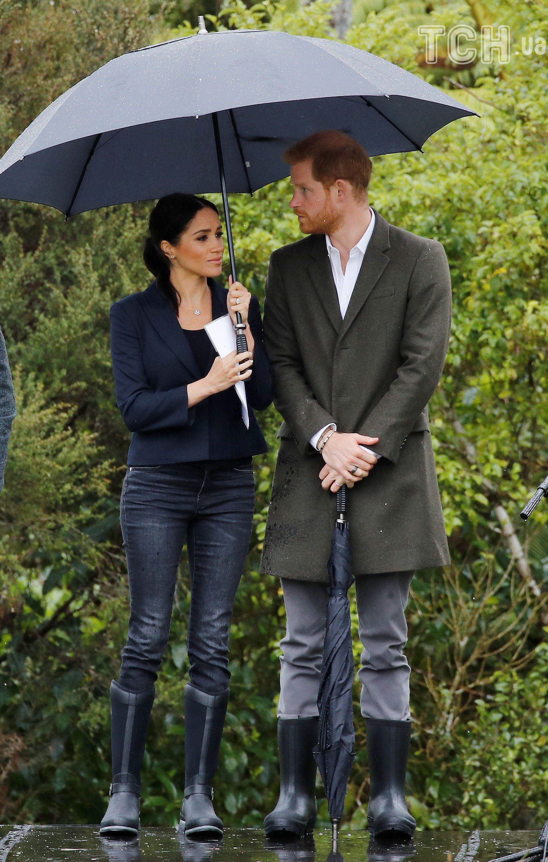 Принц Гаррі та Меган. Нова Зеландія_1