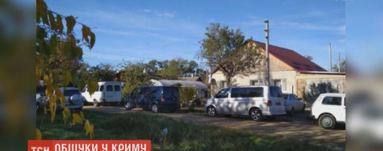 ФСБ викрала ще одного кримського татарина, у якого провели несанкціонований обшука