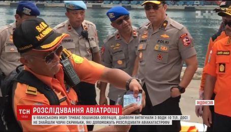 На місці падіння літака в Індонезії знайшли тіла 10 загиблих