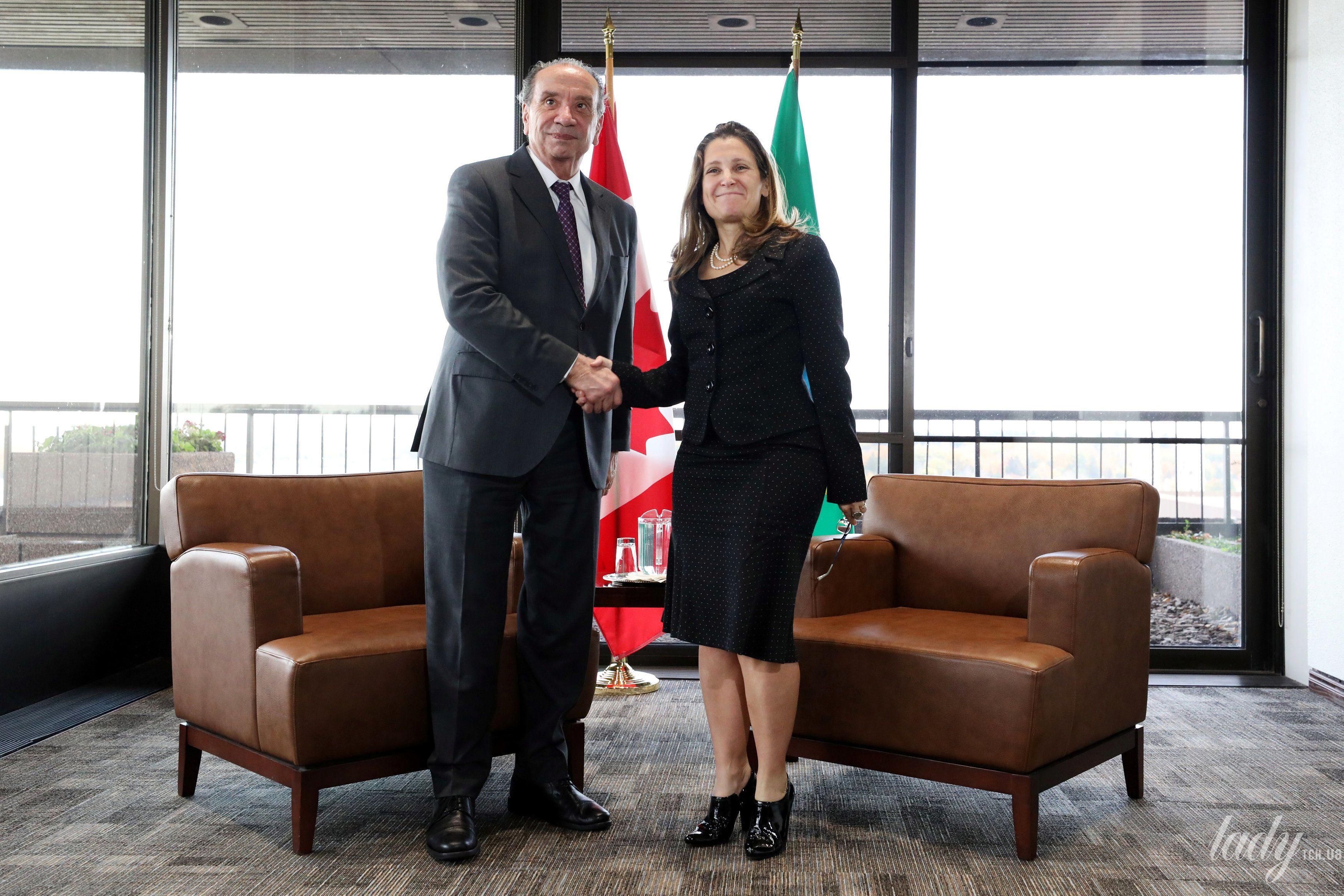 Министр иностранных дел Канады Христя Фриланд_2