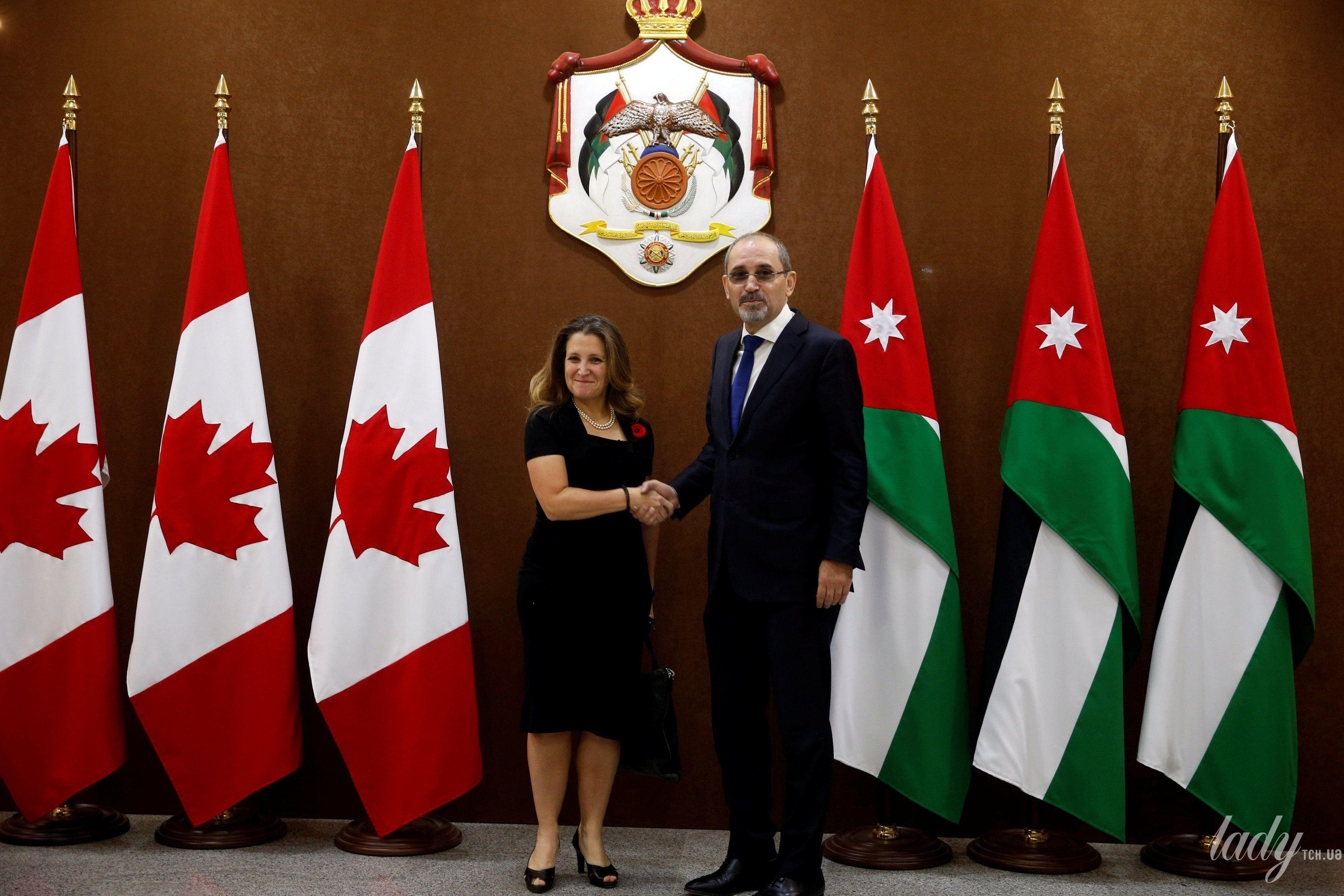 Министр иностранных дел Канады Христя Фриланд_4