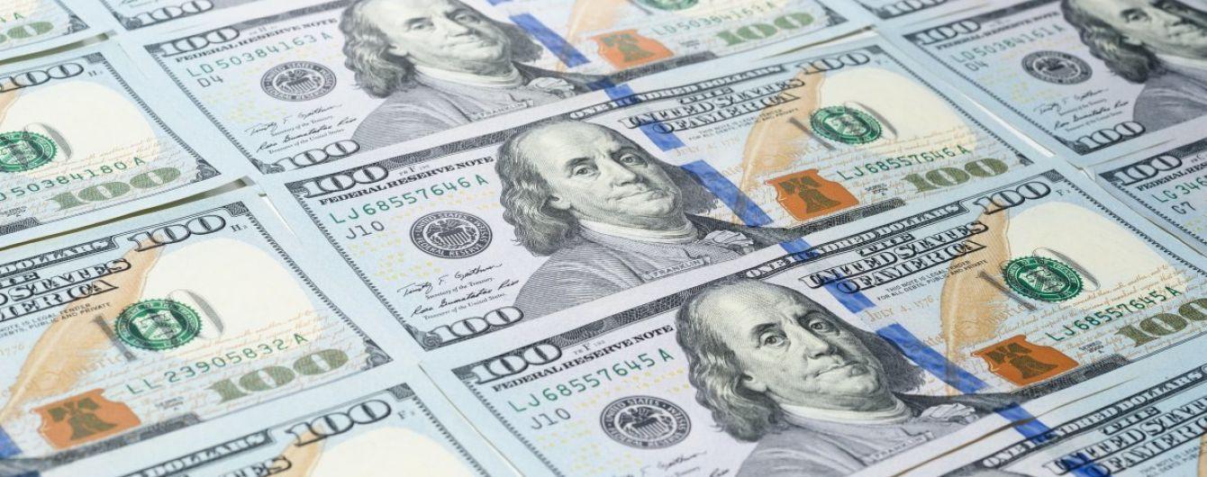 Доллар и евро продолжают дешеветь. Курсы НБУ на вторник