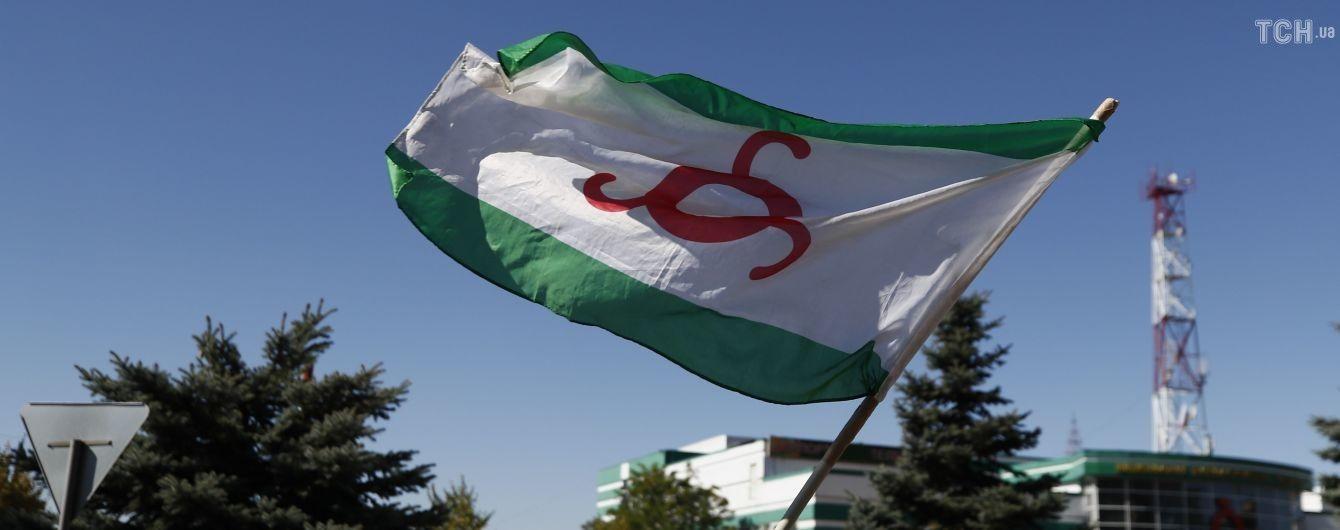 Конституционный суд РФ признал законным скандальный обмен земель Ингушетии с Чечней