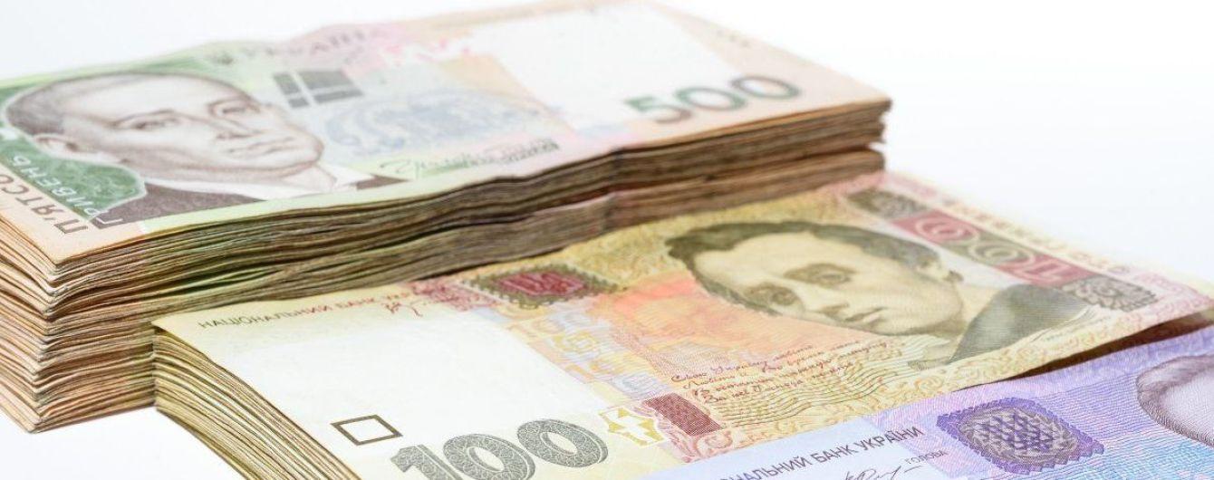 Украинцы задекларировали вдвое больше доходов